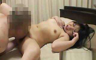 Yuka Imai - Queasy Pussy Pissing JAV Mom Fucked And Creampied