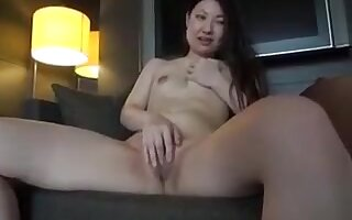 Korean lady dick sucking