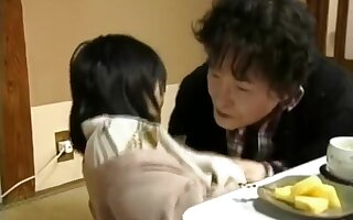 Exotic Homemade video with Asian, Young/Old scenes