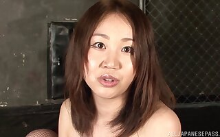 Video of handsome Tamari You playing with a stiff manhood